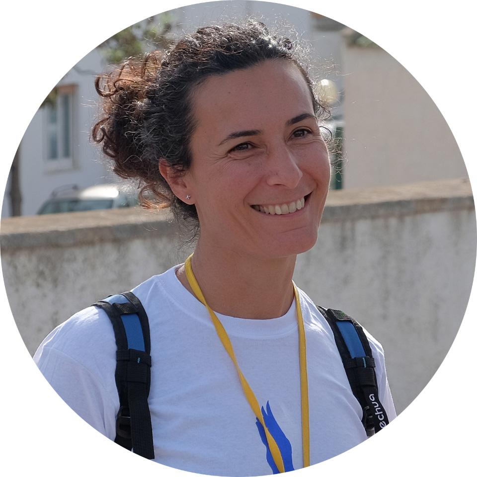 Michela Mura tour guide Cagliari