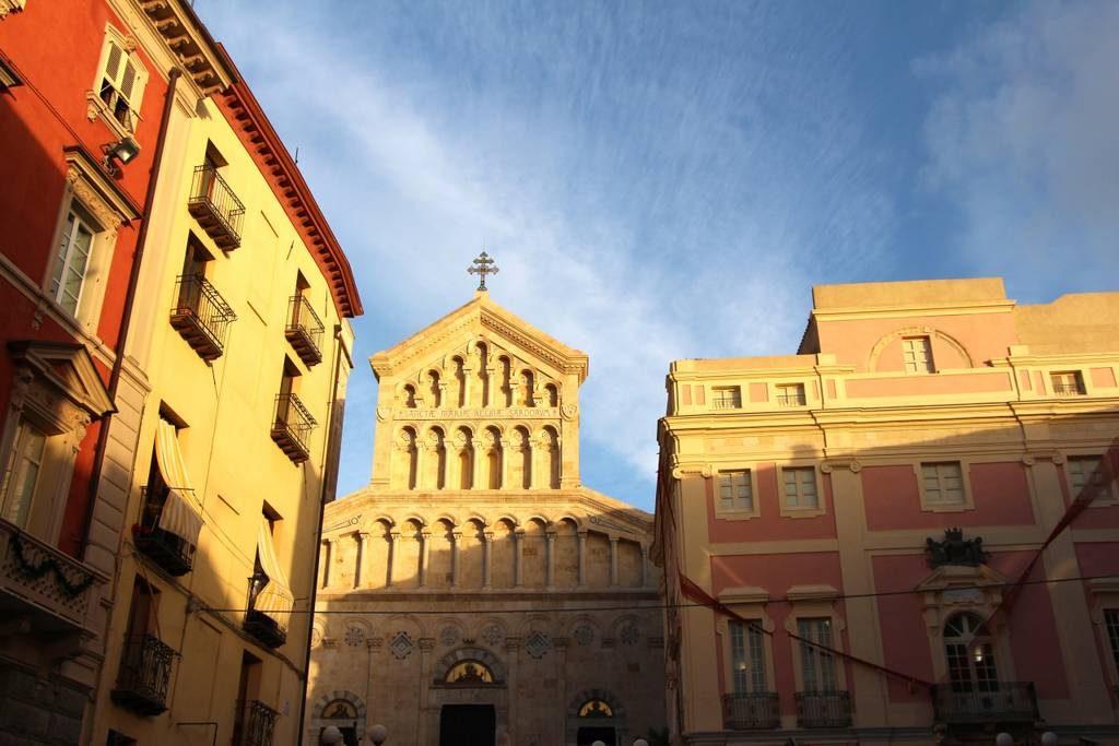 Cagliari centre