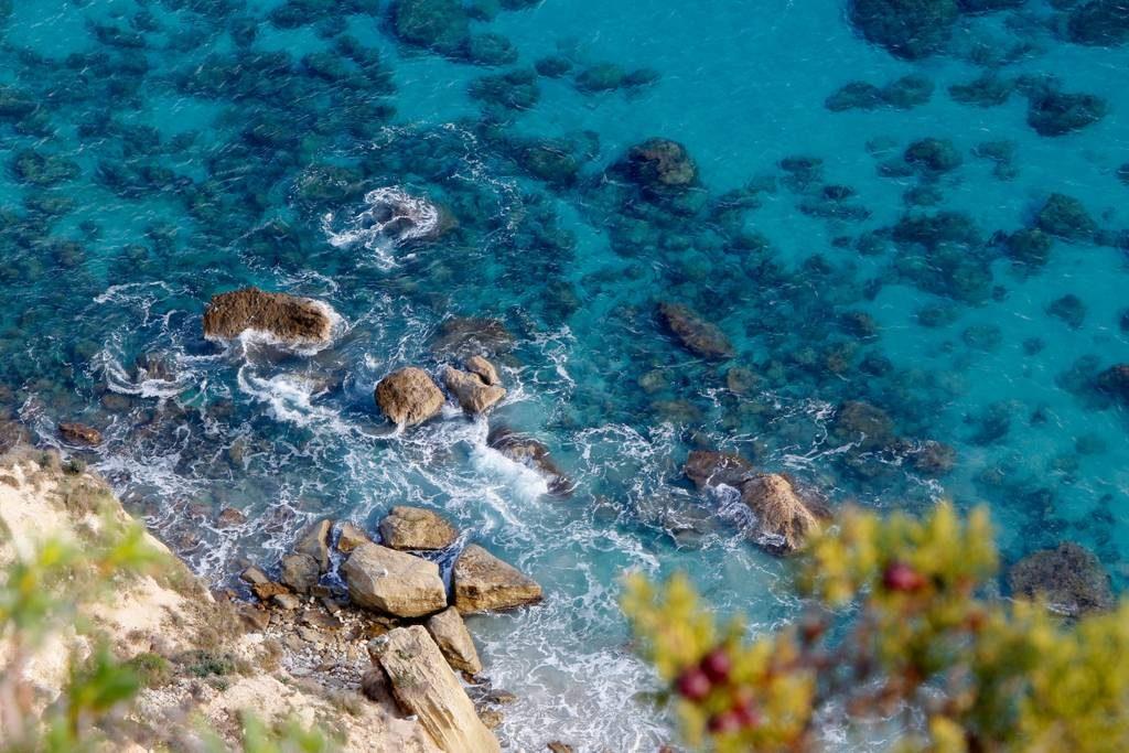 Caglia coast
