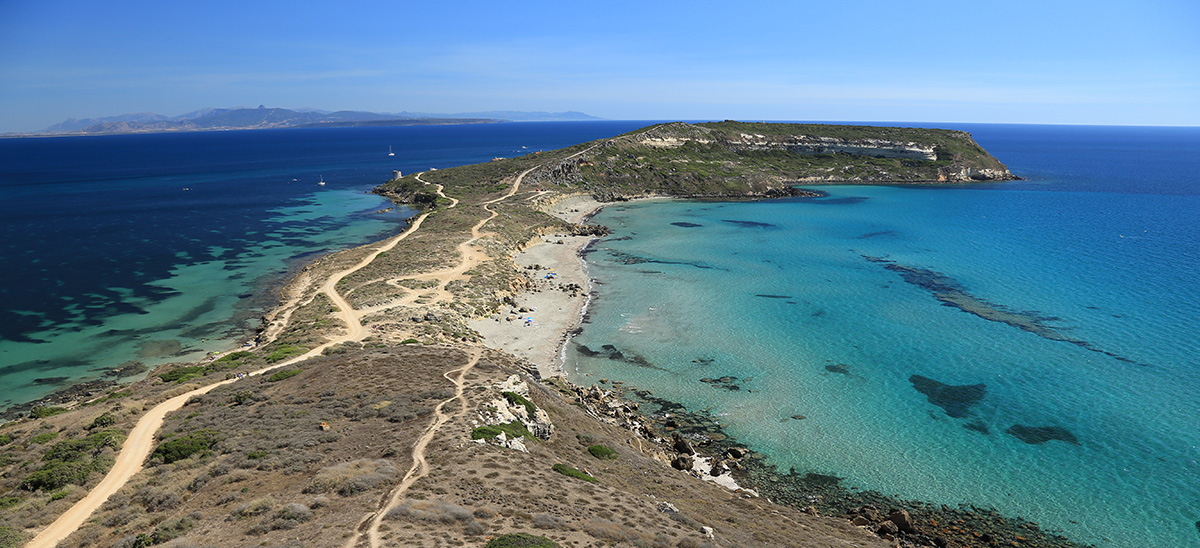 Sinnis Peninsula - Sardinia